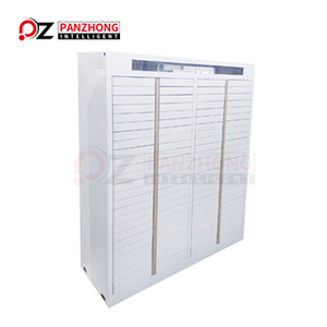 Commercial self storage lockers