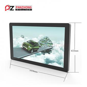 42inch wall-mounted advertising display
