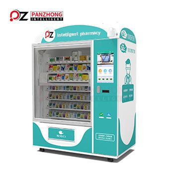 Touch Screen Medicne Vending Machine