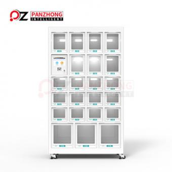 24 hour Pharmacy Self Service Drugs Vending Machine with Lockers