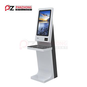 Touch Screen Library Self Service RFID Kiosk